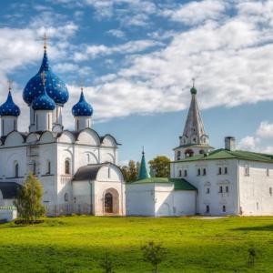 Архитектурно-музейный комплекс Суздальского кремля