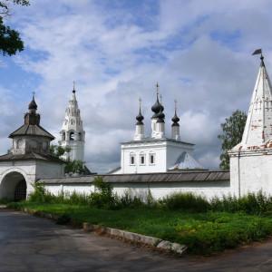 Александровский монастырь Суздаль