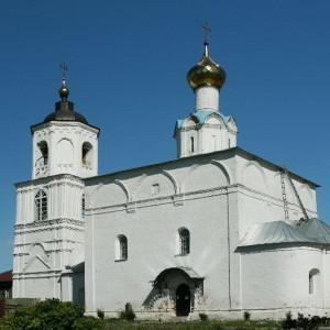 Васильевский монастырь Суздаль