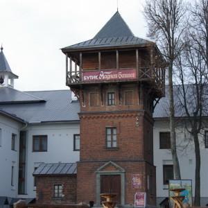 Водонапорная башня Суздаль